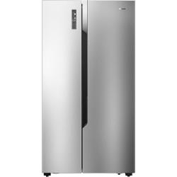 Dviduris šaldytuvas Hisense RS670N4BC3